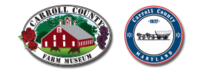 Farm Museum and Carroll County Logos