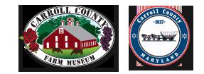Farm Museum and Carroll County Logos